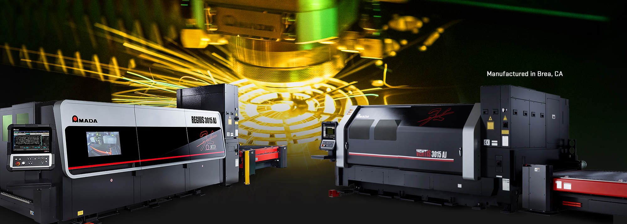 ENSIS Series - Fiber Laser Cutting System | <a href='laser'>More Info</a>